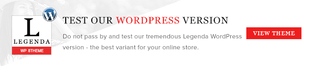 legenda wordpress theme